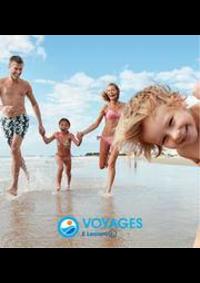 Prospectus E.Leclerc voyages THIVERNY-MONTATAIRE : Vacances d'été