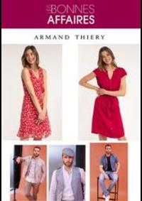 Prospectus Armand Thiery CLAYE-SOUILLY : Les bonnes affaires