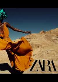 Catalogues et collections ZARA Leuven : ZARA WOMAN Campaign Primavera Verano 2021
