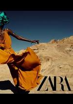 Promos et remises  : ZARA FEMME Campaign Printemps/Été 2021