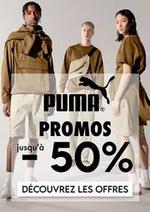 Promos et remises  : Promos Puma