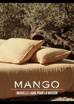 Prospectus MANGO : Nouvelle Ligne pour la Maison