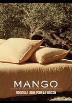 Catalogues et collections MANGO : Nouvelle Ligne pour la Maison
