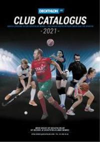 Catalogues et collections DECATHLON ANDERLECHT : Club Catalogus