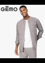 Prospectus Gemo : Tendance Lin