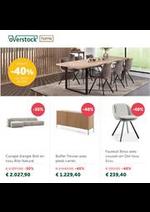 Promos et remises Overstock Home : Jusqu'a -40% sur chaises