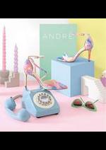 Prospectus André : Nouvelle Collection - Printemps/Été 2021
