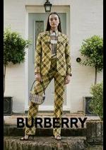 Prospectus Burberry : Resort 2021