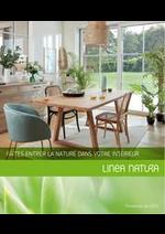 Prospectus BUT : Linea Natura