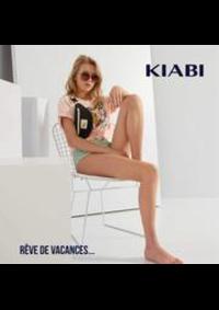 Prospectus Kiabi PANTIN : Rêve de vacances...