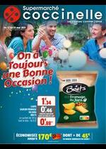 Prospectus Coccinelle : On a tojours une bonne ocasion !