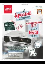 Prospectus Office DEPOT : Spécial communication visuelle
