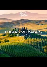 Prospectus Havas Voyages ANTONY : Nouvelles offres promotionnelles