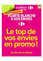 Prospectus Carrefour Market : Le top de vos envies en promo