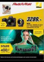 Promos et remises  : Nikon: Sofort Rabatt Aktion