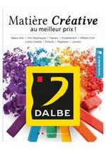 Prospectus Dalbe : Catalogue 2021