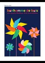 Prospectus Le bonhomme de bois : Bonhomme De Boys