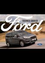 Prospectus Ford : Nouveau Tourneo Courier