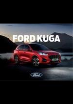 Prospectus Ford : New Kuga