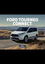 Prospectus Ford : Nouveau Tourneo Connect