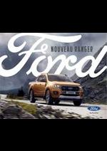 Prospectus Ford : New Ranger