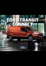 Prospectus Ford : Nouveau Transit Connect
