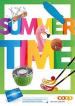 Bons Plans Coop Supermarché : Summer Time