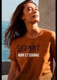 Prospectus Esprit Grammont : Noir et cognac