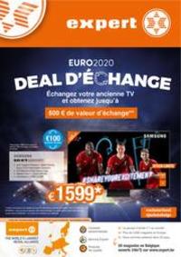 Prospectus Expert Andenne : EURO 2020 Deal D'échange