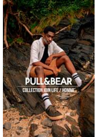 Catalogues et collections Pull & Bear Bruxelles - Rue Neuve  : Collection Join Life  Homme