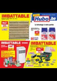 Prospectus Hubo Braine-l'Alleud : Inbattable