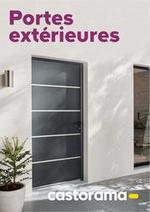 Prospectus Castorama : Les portes extérieures