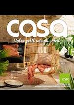 Prospectus Casa : Votre petit coin au soleil