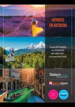 Promos et remises  : Voyages en autocar