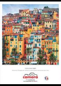 Prospectus Magasin Camara PONTARLIER : Catalogue 2021