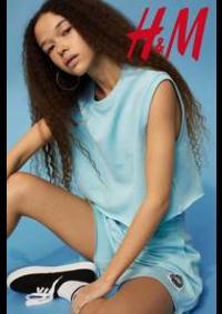Catalogues et collections H&M Paris 1-3 rue Lafayette : Lookbook H&M
