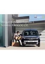 Promos et remises  : Reanault Kangoo Express & Nouveau Kangoo Z.E.