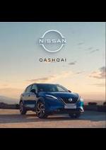 Promos et remises  : Nissan Qashqai