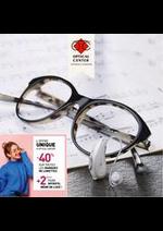 Prospectus Optical Center : Des Offres