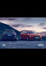 Promos et remises  : Audi S6