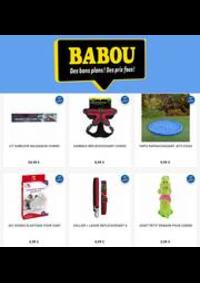 Prospectus Babou BAGNOLET : Offerte