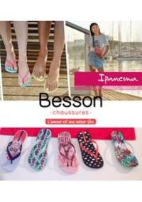 Prospectus Besson Gennevilliers : Decouvrez la marque Ipanema