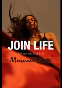 Prospectus Massimo Dutti LEVALLOIS-PERRET : Collection Join Life