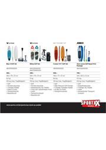 Prospectus SportXX : SUP-Sortiment