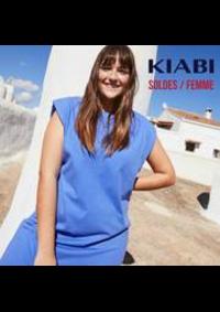 Prospectus Kiabi Morteau : Soldes / Femme