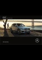 Prospectus Mercedes Benz : GLC