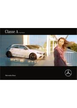 Prospectus Mercedes Benz : A Class