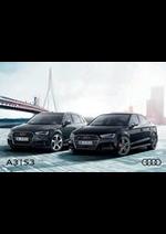 Promos et remises  : Audi A3 S3