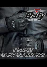 Prospectus DAFY MOTO BESANCON : GANT CLASSIQUE