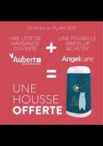 Prospectus Aubert : Offres Aubert